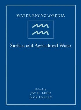 Water Encyclopedia: Surface and Agricultural Water