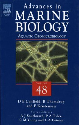 Advances in Marine Biology: Volume 48: Aquatic Geomicrobiology