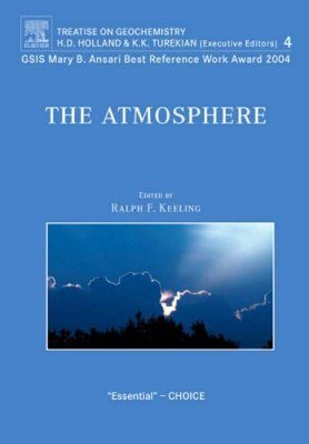 Treatise on Geochemistry, Volume 4: The Atmosphere