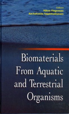 Biomaterials from Aquatic and Terrestrial Organisms