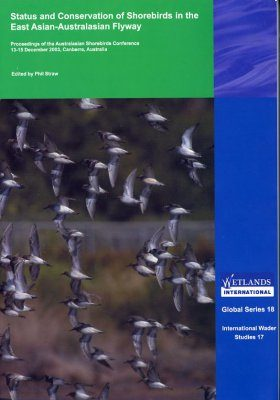 Status and Conservation of Shorebirds in the East Asian-Australasian Flyway