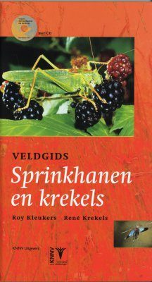 Veldgids Sprinkhanen en Krekels / A Field Guide to Grasshoppers and Crickets