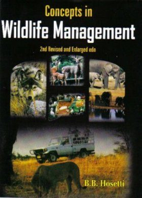 Concepts in Wildlife Management