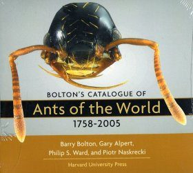 Bolton's Catalogue of the Ants of the World
