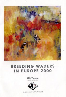 Breeding Waders in Europe 2000