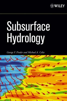 Subsurface Hydrology
