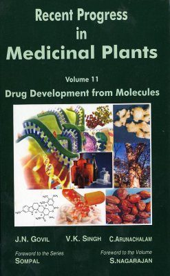 Recent Progress in Medicinal Plants, Volume 11: Drug Development from Molcules