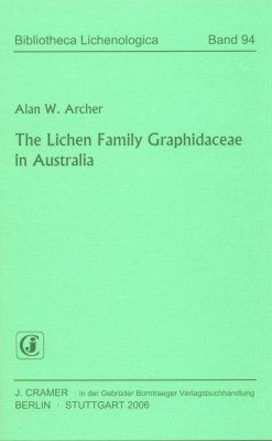 The Lichen Family Graphidaceae in Australia
