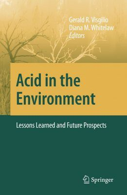 Acid in the Environment