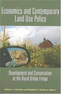 Economics and Contemporary Land-use Policy