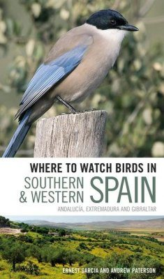 Where to Watch Birds in Southern & Western Spain