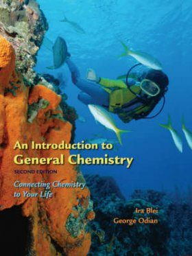 An Introduction to General Chemistry