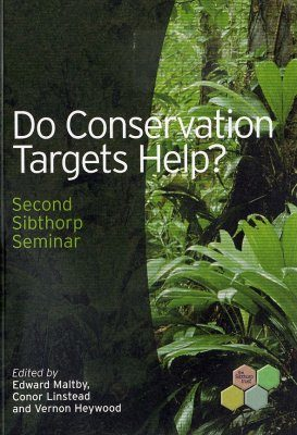 Do Conservation Targets Help?