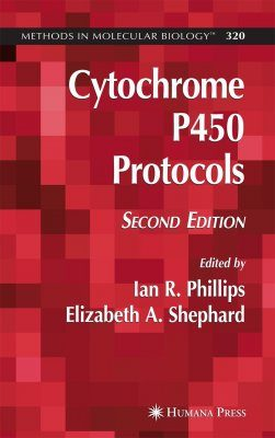 Cytochrome P 450 Protocols
