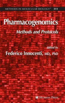 Pharmacogenomics: Methods and Applications