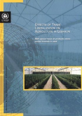 Effects of Trade Liberalization on Agriculture in Lebanon