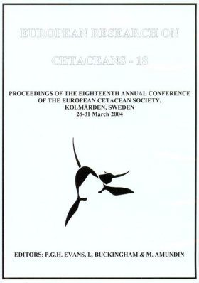 European Research on Cetaceans, Volume 18