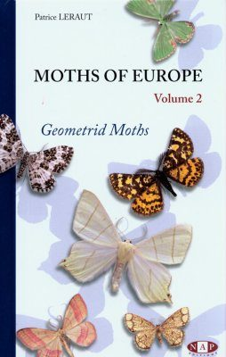 Moths of Europe, Volume 2