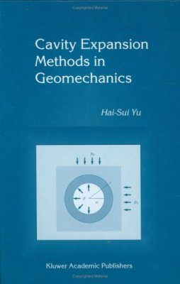 Cavity Expansion Methods in Geomechanics