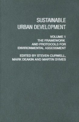 Sustainable Urban Development, Volume 1