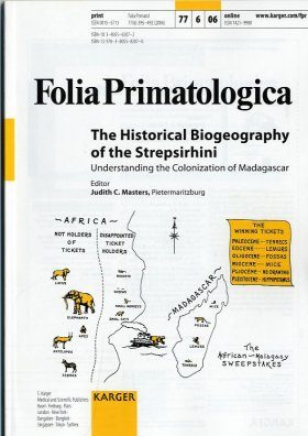 The Historical Biogeography of the Strepsirhini