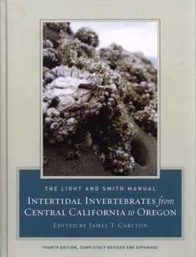 Intertidal Invertebrates from Central California to Oregon