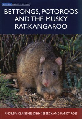 Bettongs, Potoroos and the Musky Rat-kangaroo
