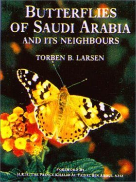 Butterflies of Saudi Arabia and its Neighbours