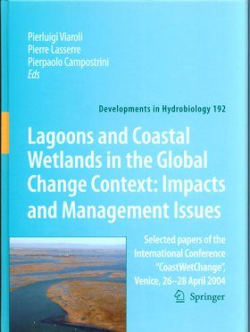 Lagoons and Coastal Wetlands in the Global Change Context