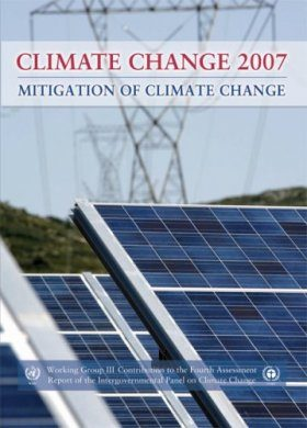 Climate Change 2007, Volume 3: Mitigation of Climate Change