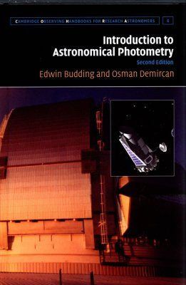 Introduction to Astronomical Photometry