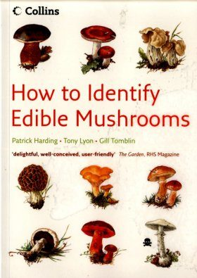 Collins How to Identify Edible Mushrooms