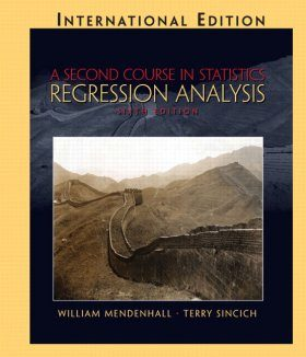 A Second Course in Statistics: Regression Analysis