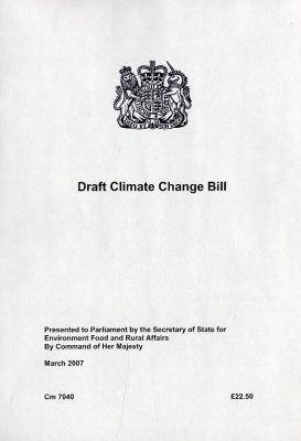Draft Climate Change Bill