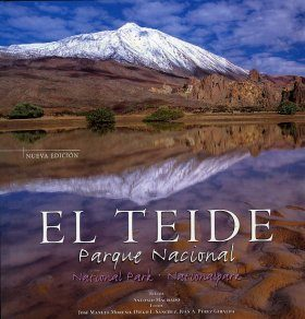 El Teide: Parque Nacional [English / German / Spanish]