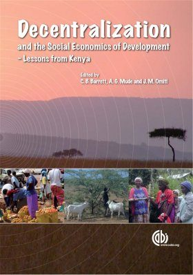 Decentralization and the Social Economics of Development