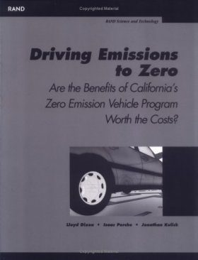 Driving Emissions to Zero