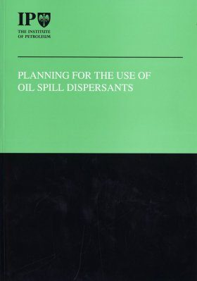 Planning for the Use of Oil Spill Dispersants