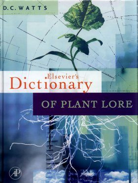 Elsevier's Dictionary of Plant Lore