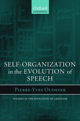 Self-Organization in the Evolution of Speech