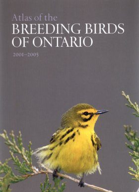Atlas of the Breeding Birds of Ontario, 2001-2005