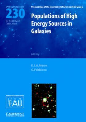 Populations of High-Energy Sources in Galaxies (IAU S230)