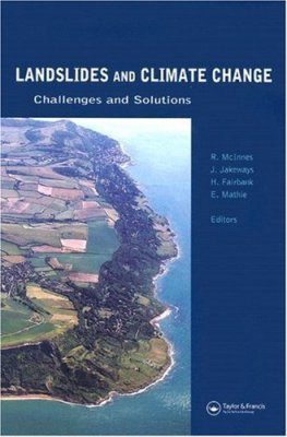 Landslides and Climate Change