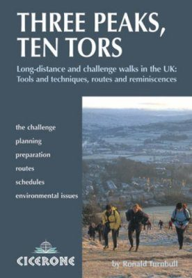 Cicerone Guides: Three Peaks, Ten Tors