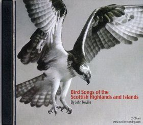 Bird Songs of the Scottish Highlands and Islands (2CD)