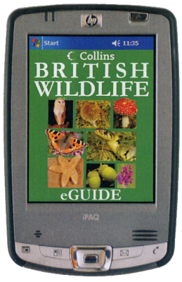 British Wildlife eGuide: Upgrade (Registration Certificate only)