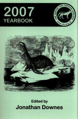 The Centre for Fortean Zoology 2007 Yearbook