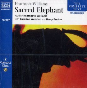 Sacred Elephant - Audiobook (2CD)