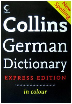 Collins German Dictionary - Express Edition