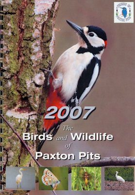 The Birds and Wildlife of Paxton Pits 2007